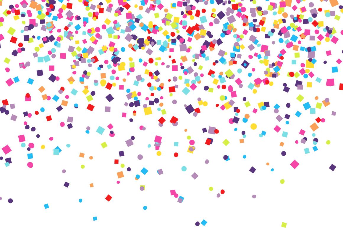 Confetti PNG - 131