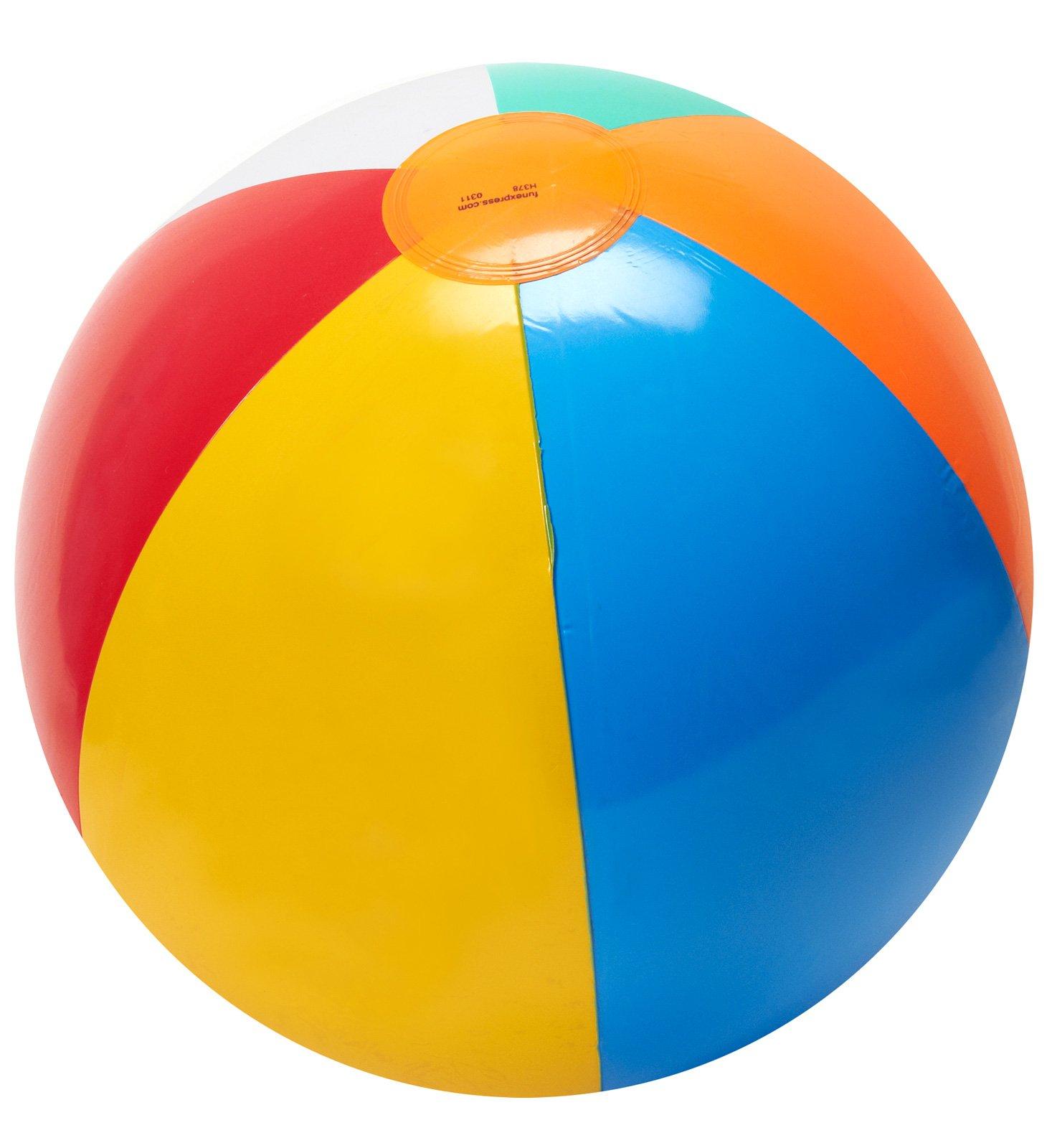 Beach Ball PNG - 7101