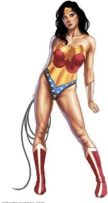 Wonder Woman PNG - 6219