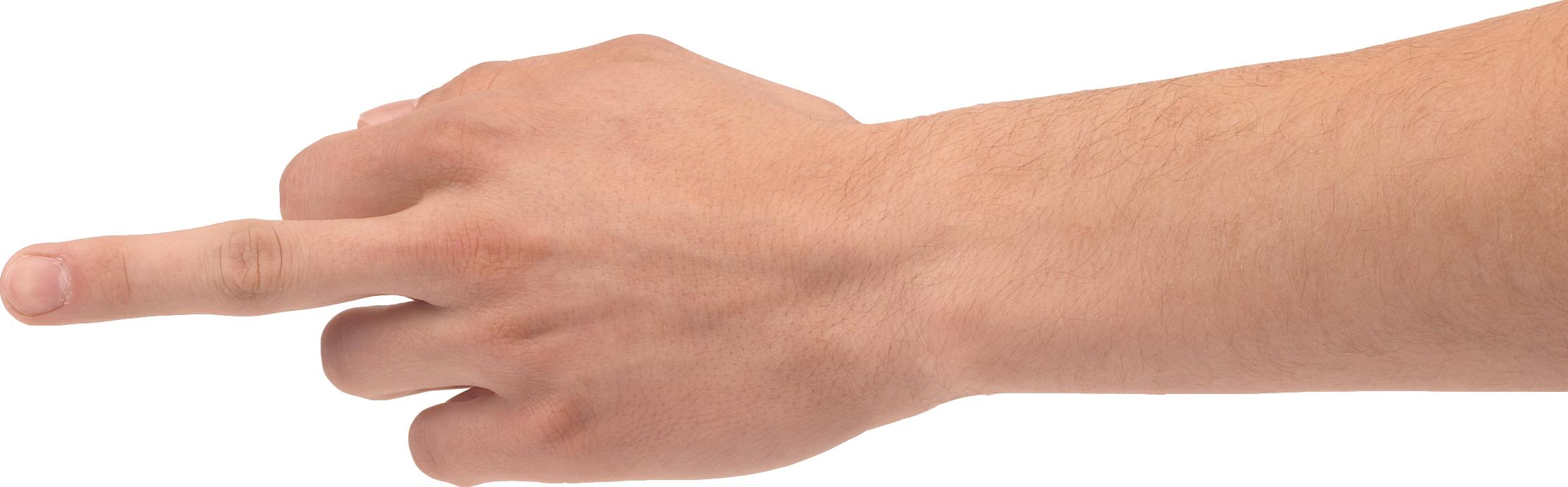 Finger PNG - 3019