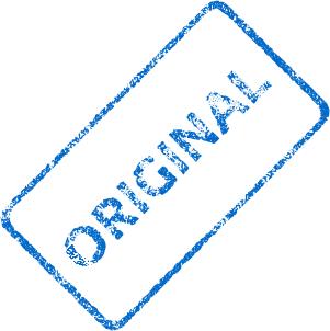 Original Stamp PNG - 2480