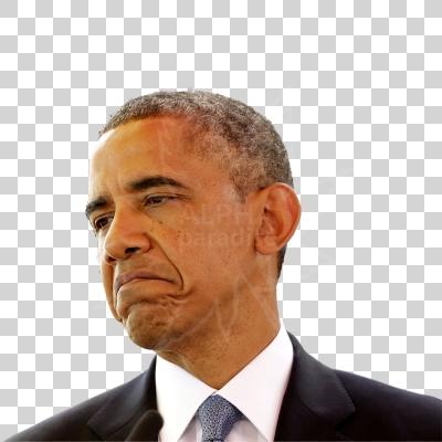 Barack Obama PNG - 867