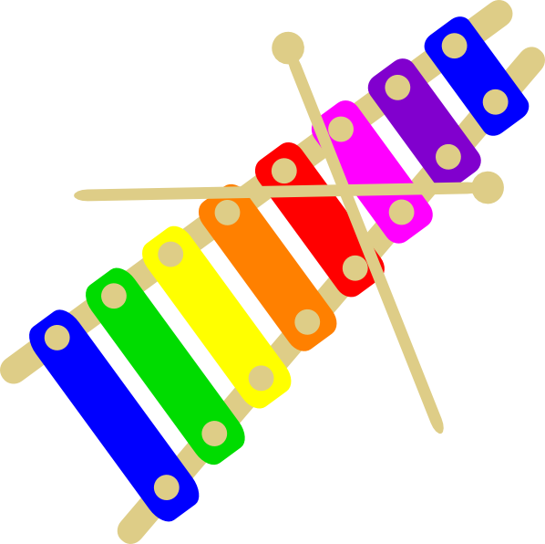 Xylophone PNG - 155