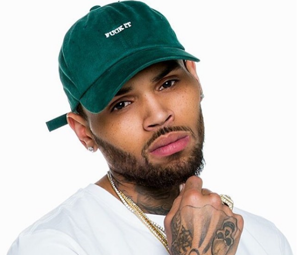 Chris Brown PNG - 6401