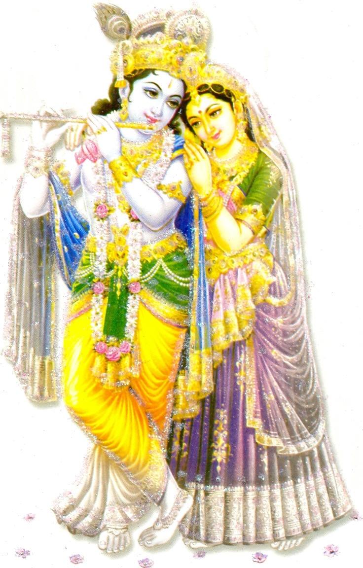 Radha Krishna PNG - 381