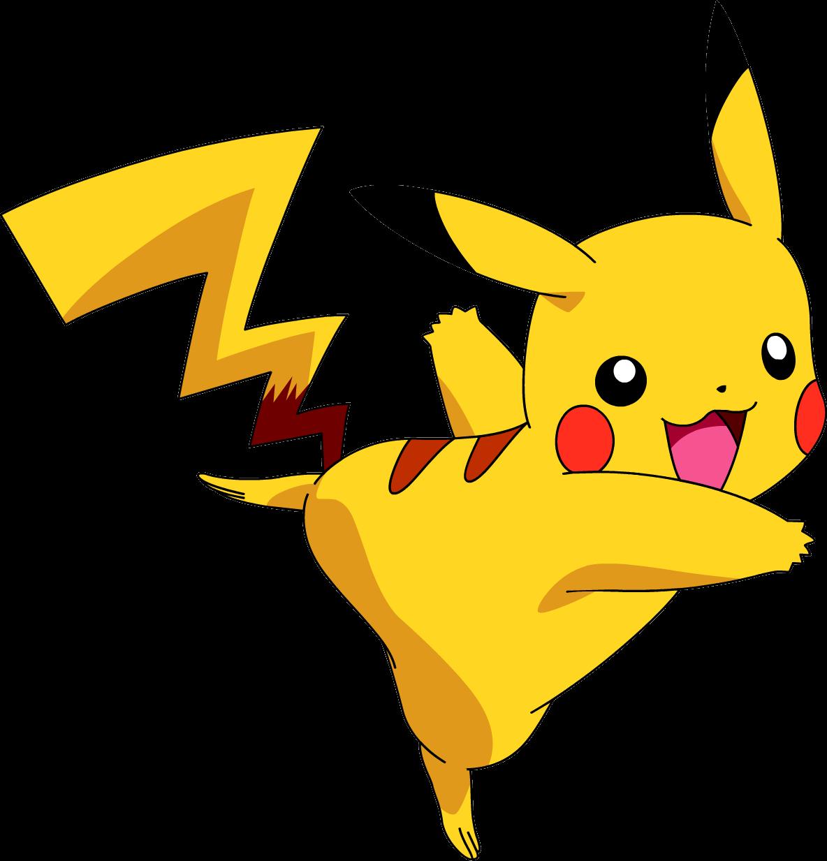 025Pikachu AG anime 2.png - Pokemon PNG