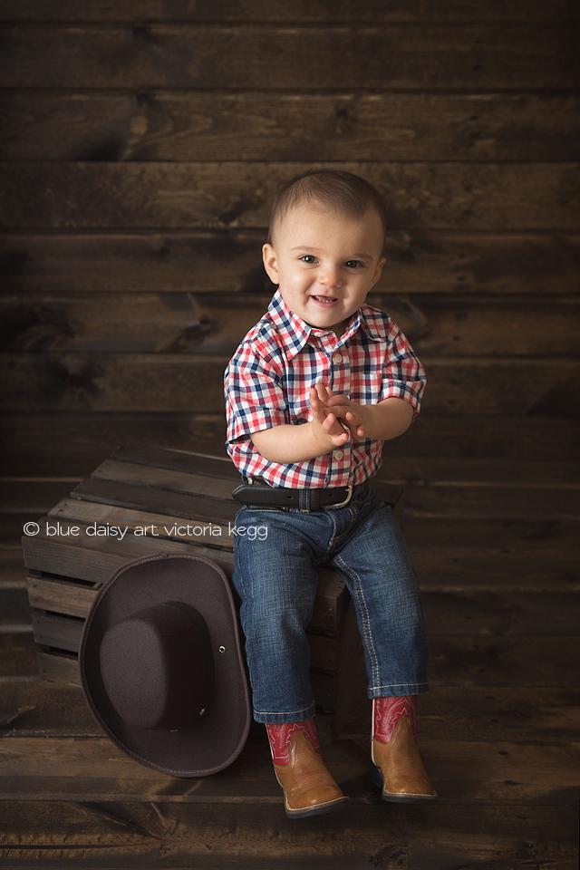 Barrett 1 year | Springfield Edinburg IL Baby Photographer » Springfield IL  Newborn Photographer | Blue Daisy Art | Victoria Kegg - 1 Year Old Boy PNG