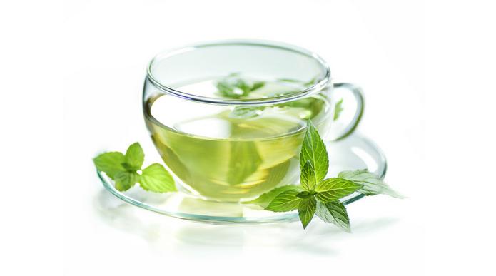 Green Tea PNG - 7420