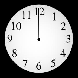 12 uhr png transparent 12 uhr png images pluspng clipart of a clock face clip art of a clock 6 pm