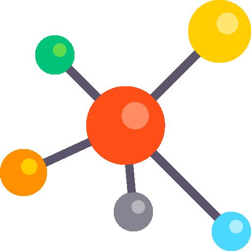 Molecules PNG - 4187