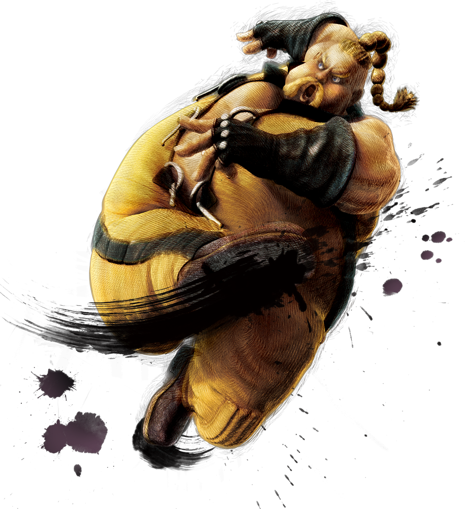 Street Fighter PNG - 1833