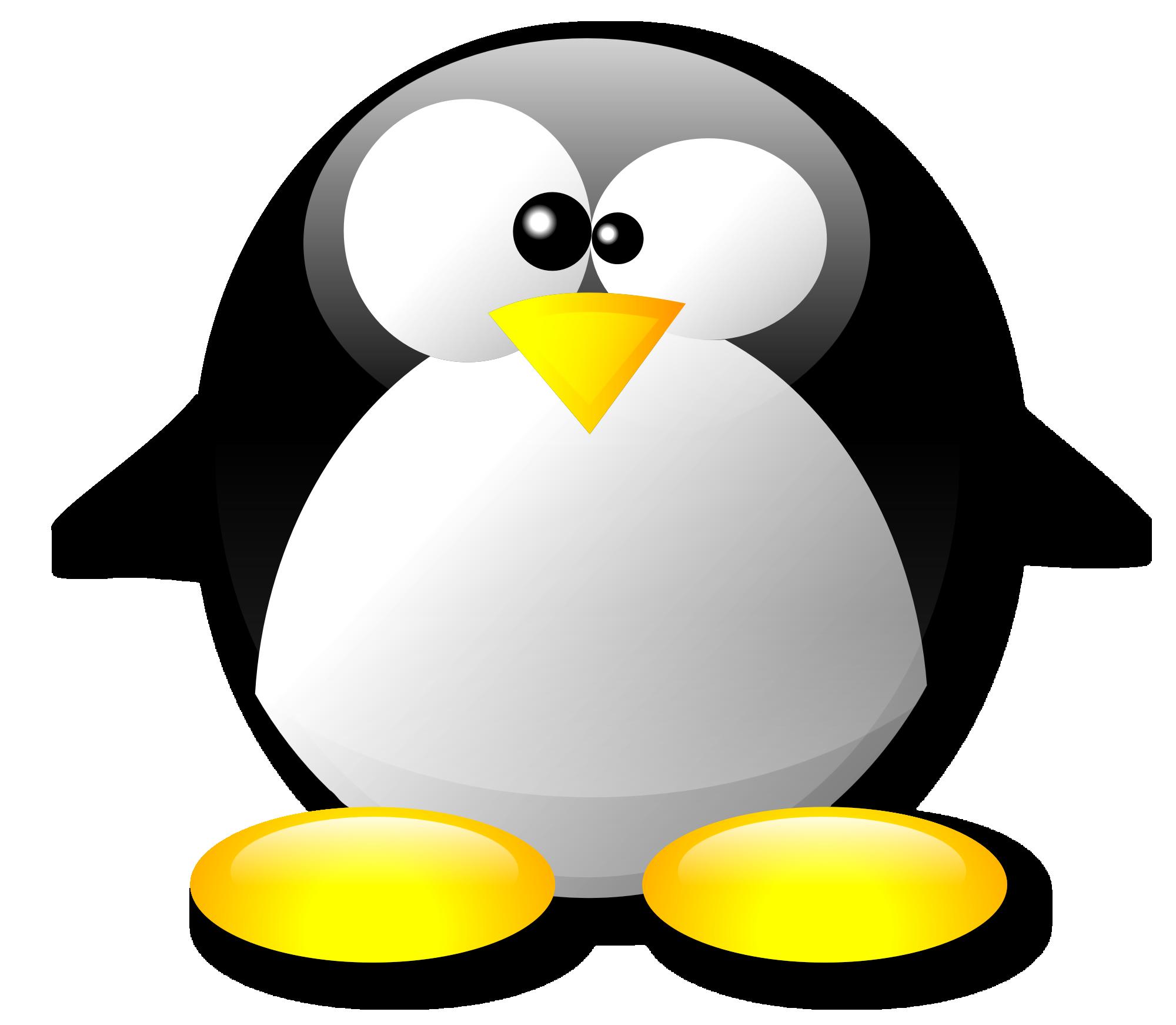 Penguin PNG - 1211