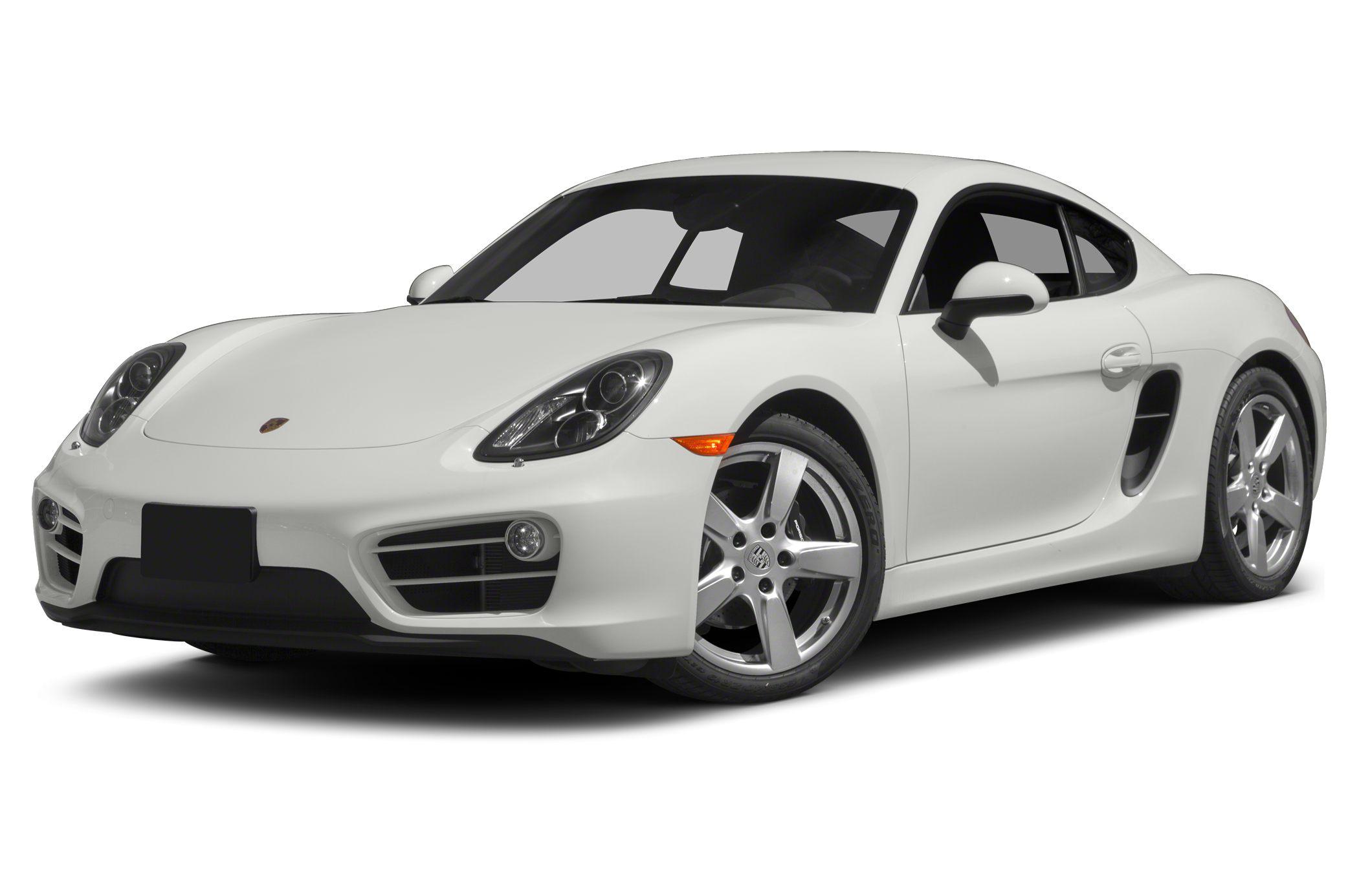 . PlusPng.com 2014 Porsche Cayman Coupe Hatchback Base 2dr Rear wheel Drive Coupe  Photo 3 PlusPng.com  - Porsche PNG