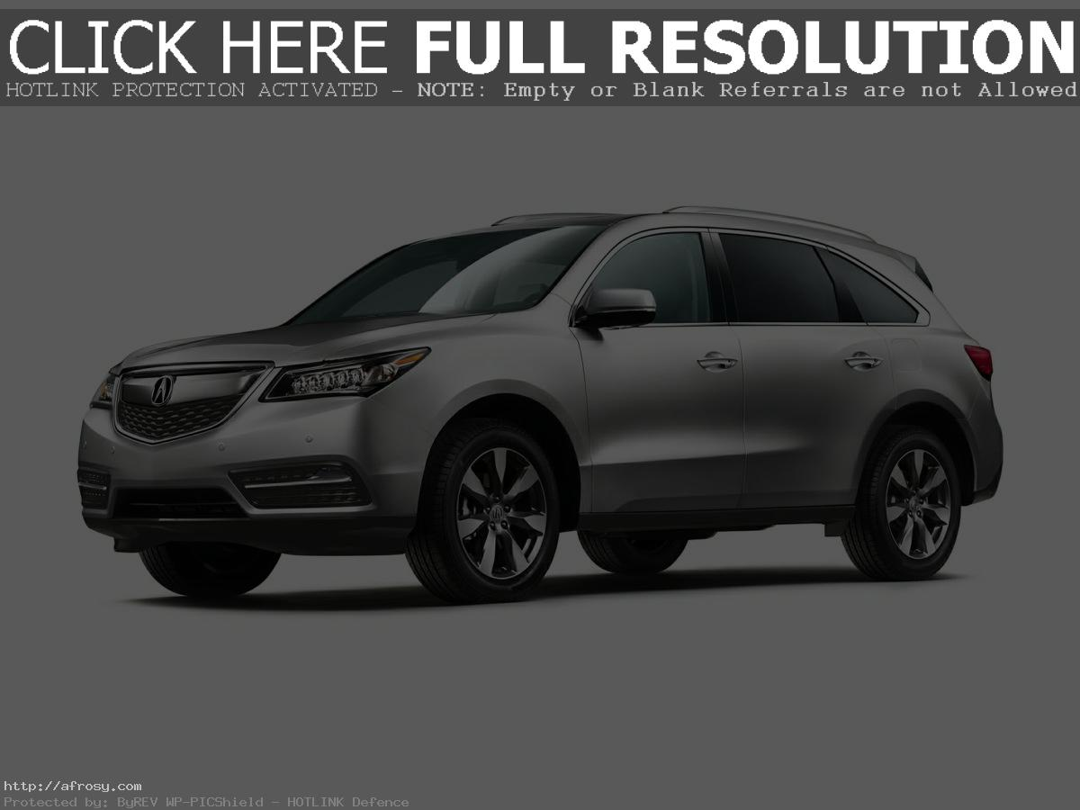 2015 Acura Mdx Png - Acura PNG
