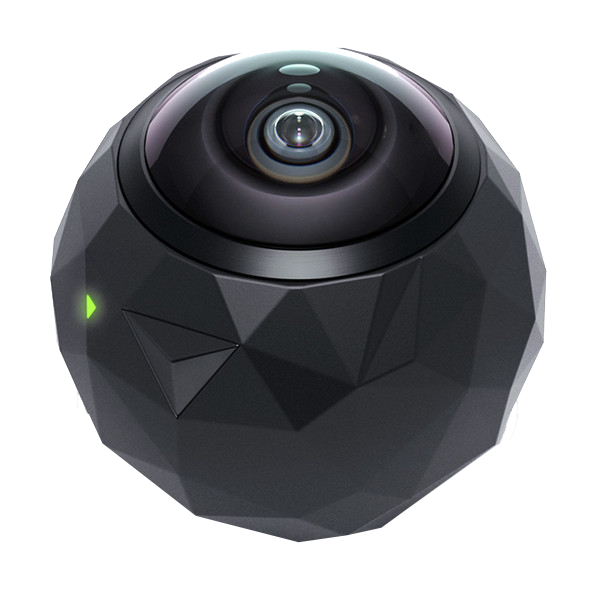 360 Fly Action Camera - 360 Camera HD PNG