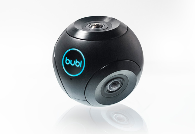 Bublcam, a 360 degree video camera, closes successful crowdfunding campaign - 360 Camera HD PNG