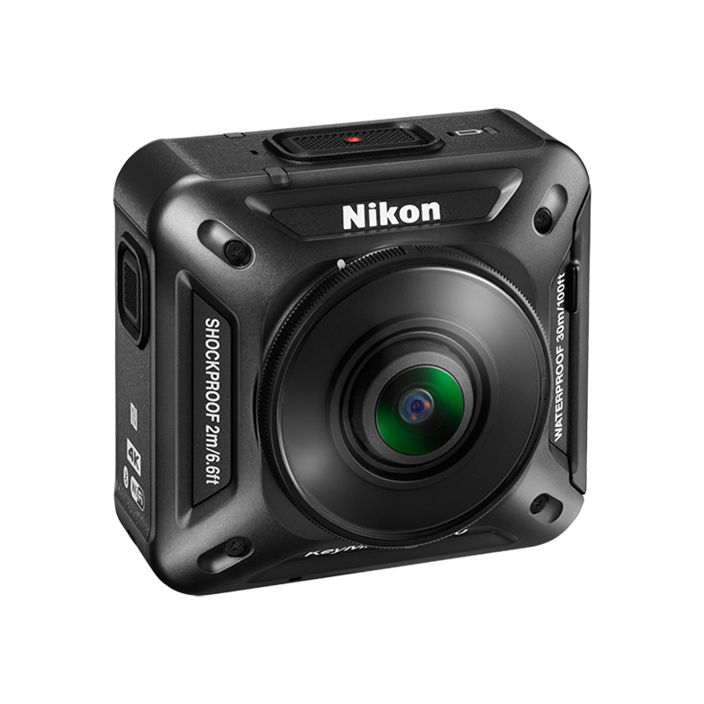 Nikon unveils KeyMission 360, a rugged 4K-capable action camera: Digital  Photography Review - 360 Camera HD PNG