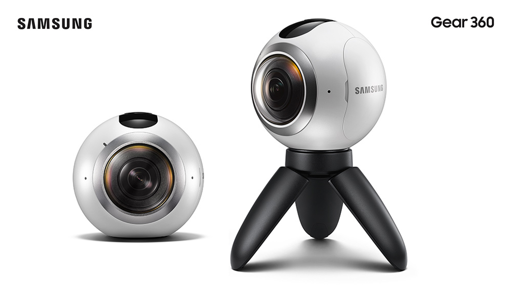 Reimagine the Way Moments are Captured and Shared with the Samsung Gear 360 - 360 Camera HD PNG