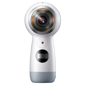 Samsung Gear 360 Camera - 360 Camera HD PNG