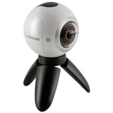 Samsung Gear 360 Camera white - 360 Camera HD PNG