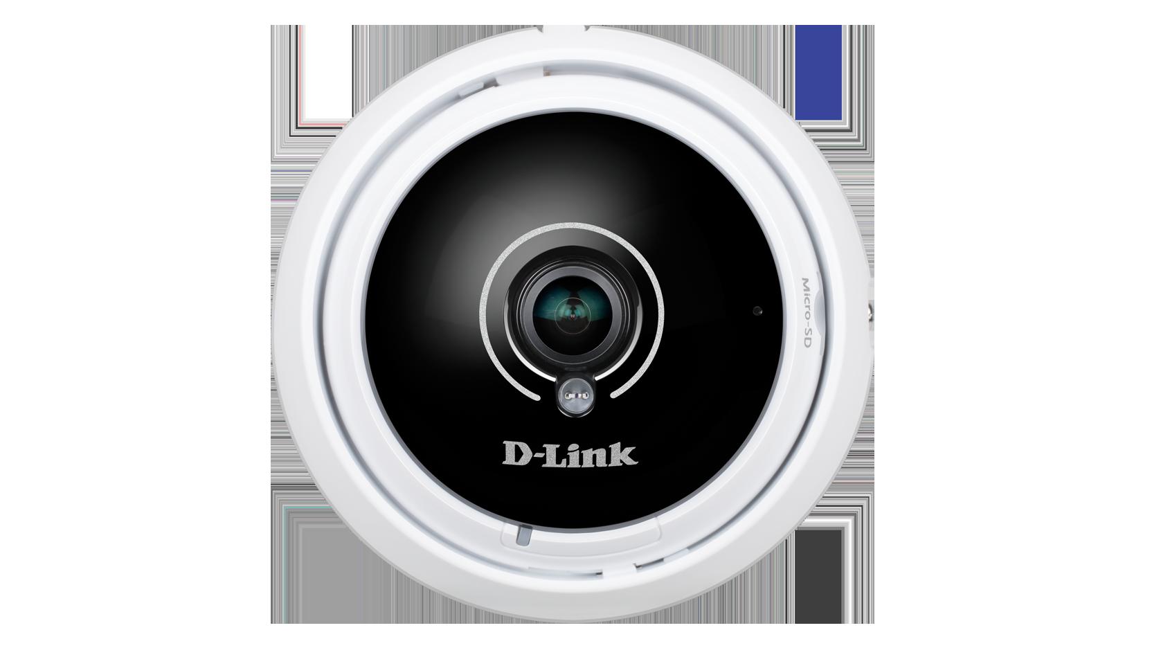 Vigilance 360 Full HD PoE Network Camera - 360 Camera HD PNG
