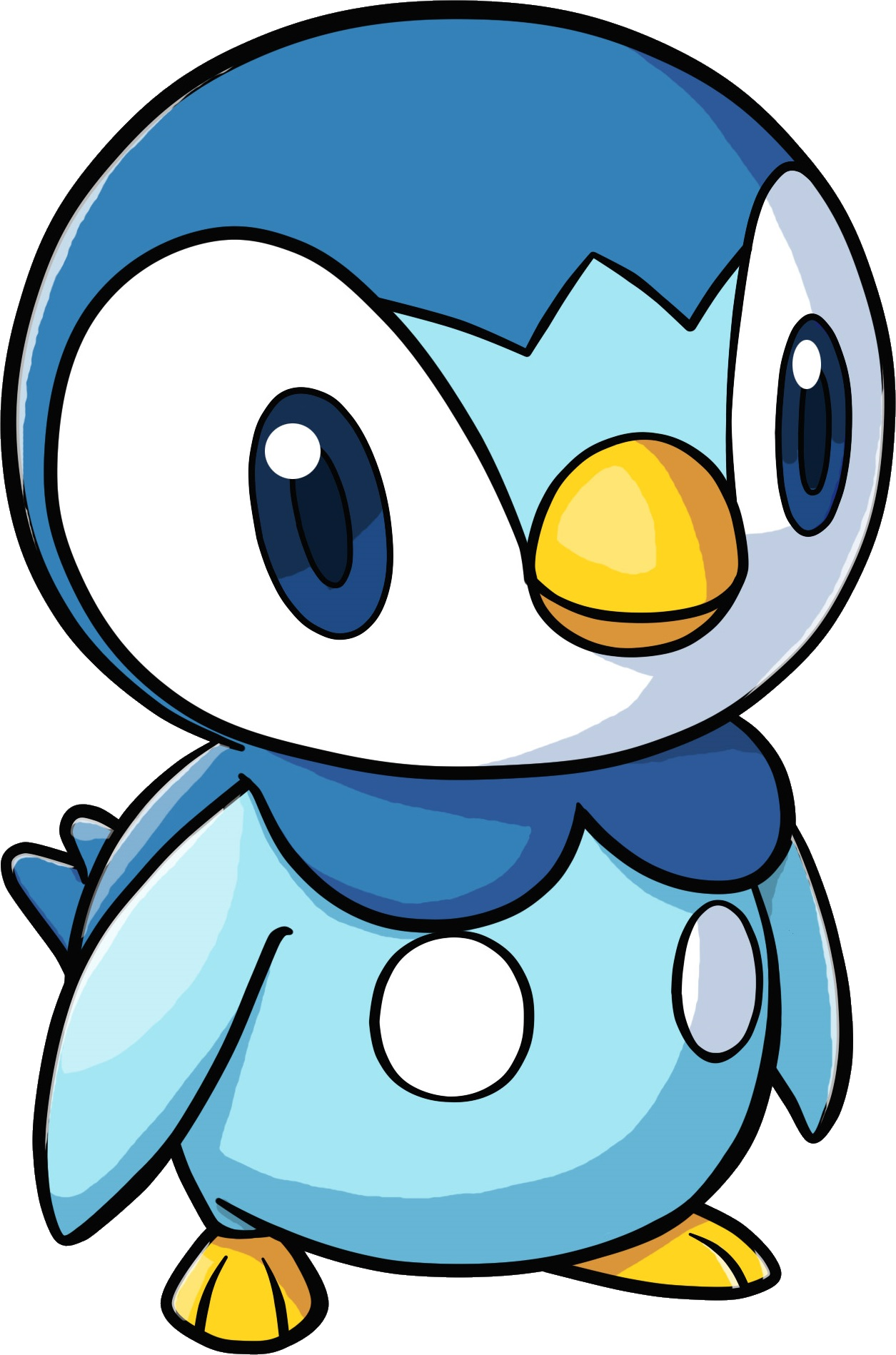 393Piplup Pokemon Ranger Guardian Signs.png - Pokemon PNG