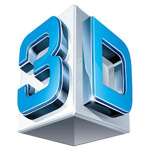 3D duvar Kağıtları HD - 3d PNG HD
