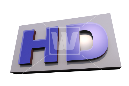 HD 3D Icon - 3d PNG HD