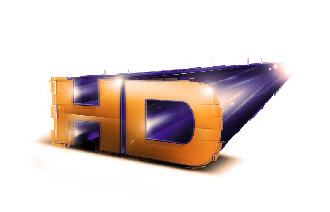 HD-3D logo by MagicMode PlusPng.com  - 3d PNG HD