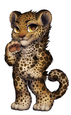 Leopard PNG - 6346