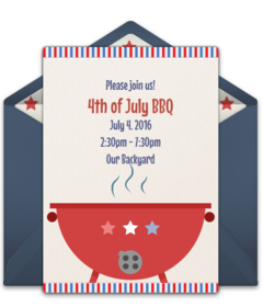 American Cookout - 4th Of July Bbq PNG