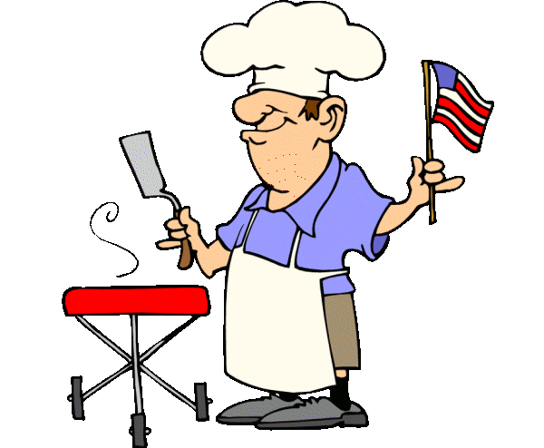 american flag photo: Happy 4th of July july-fourth-bbq.png - 4th Of July Bbq PNG