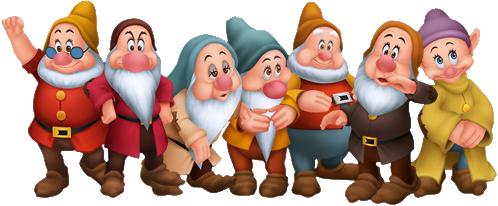 7 Dwarfs PNG - 62581