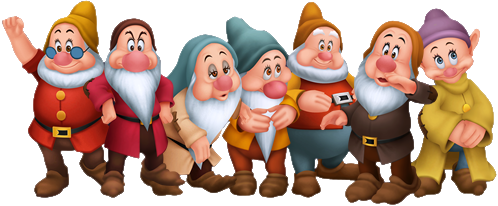 File:Seven Dwarfs KHBBS.png - 7 Dwarfs PNG