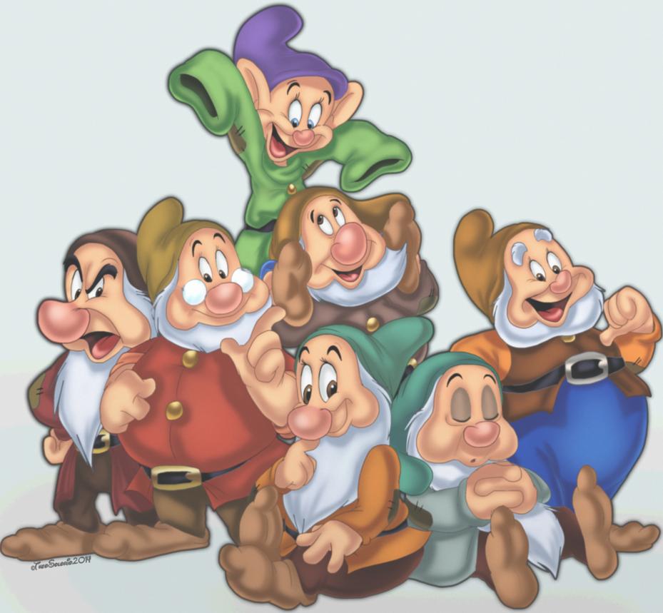 7 Dwarfs PNG - 62577