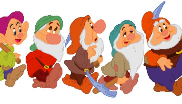 7 Dwarfs PNG - 62590
