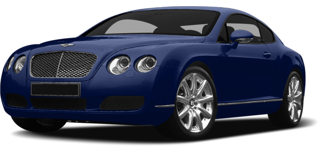 7 Varients Available For Bentley-Continental-GT - Bentley PNG