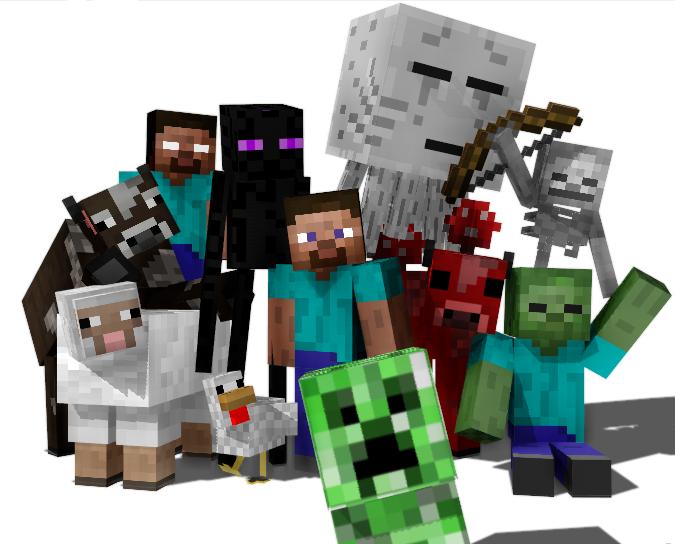 Minecraft PNG - 5599