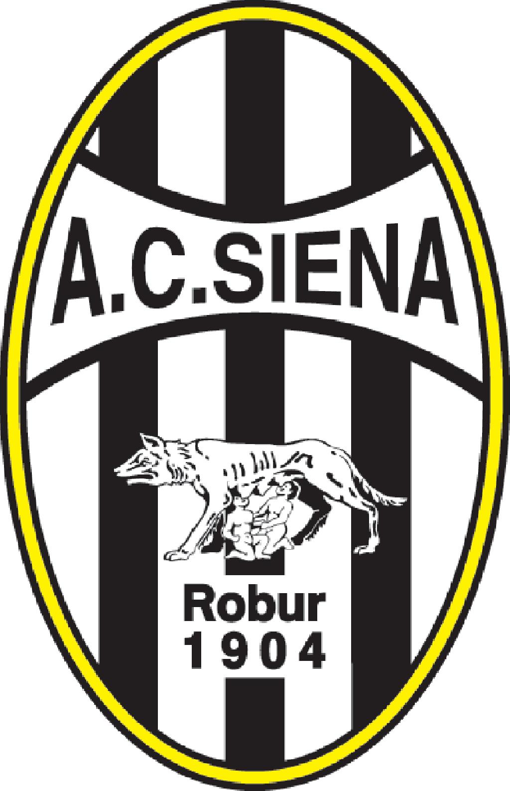ac siena logo png - A C Siena Logo PNG