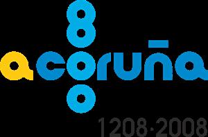 A CORUÑA 800 Logo - A Coruna Vector PNG