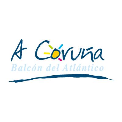 A Coruna logo - A Coruna Vector PNG