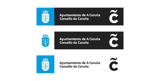 . PlusPng.com ayuntamiento de A Coruña logo vector PlusPng.com  - A Coruna Vector PNG
