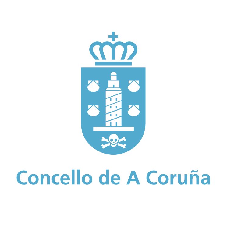Concello de a coruna free vector - A Coruna Vector PNG