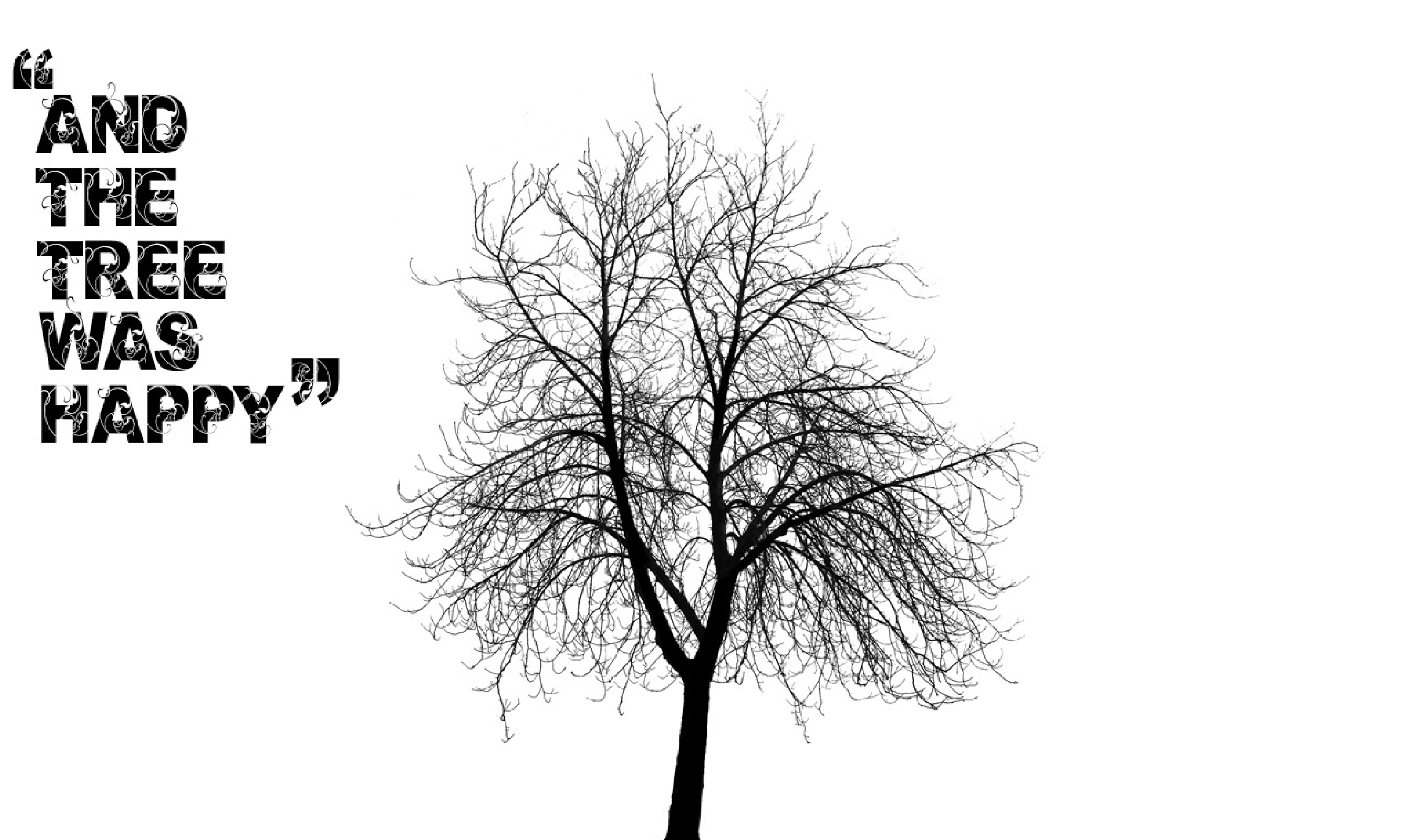 A background featuring The Giving Tree. - A Dying Tree PNG