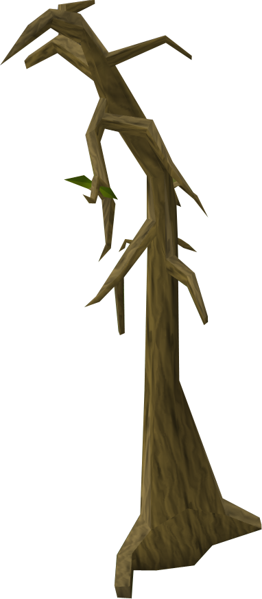 Dying tree.png - A Dying Tree PNG