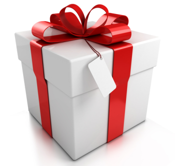 Gift Wrap - A Gift PNG