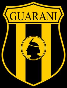 Club Guarani Logo Vector - A Guarani Vector PNG