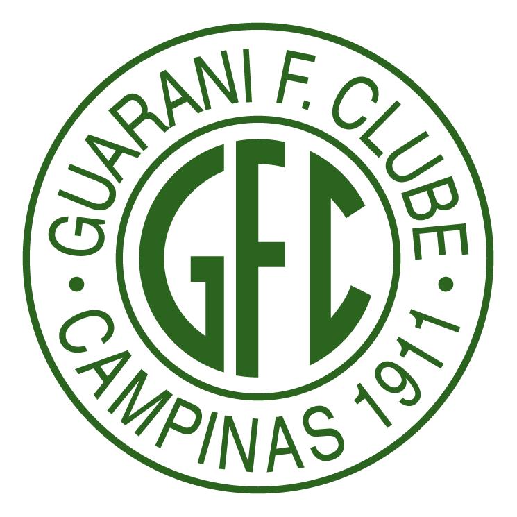 free vector Guarani futebol clube de campinas sp - A Guarani Vector PNG