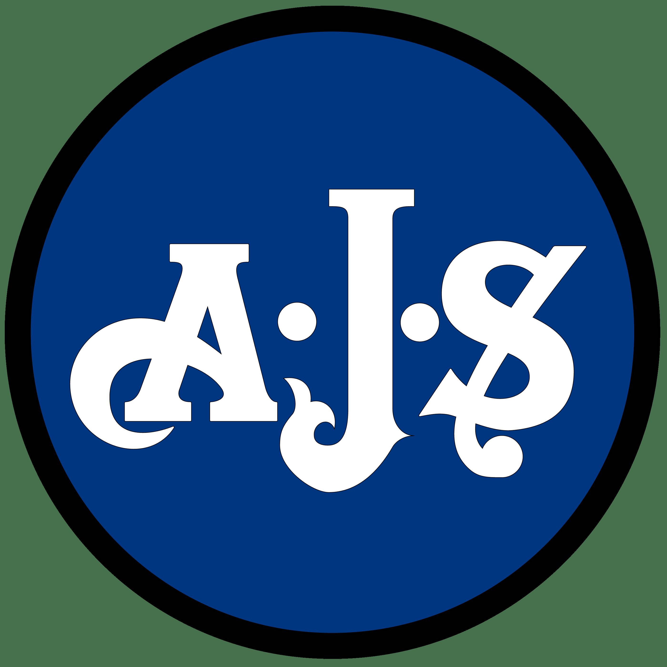 AJS Moto Logo - A J S PNG
