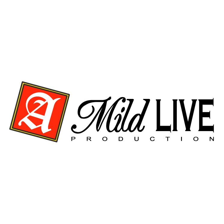 A mild live production free vector - A Mild Live Production Vector PNG